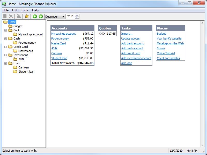 Finance Explorer Portable 8.2.0 full