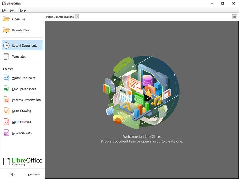 LibreOffice Portable 7.0.4 full