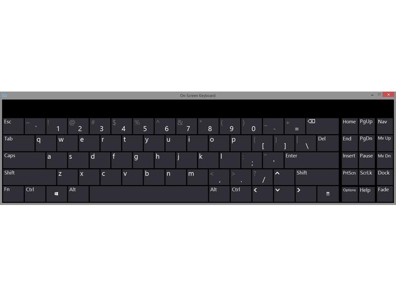 On Screen Keyboard Portable On Screen Keyboard Portableapps Com