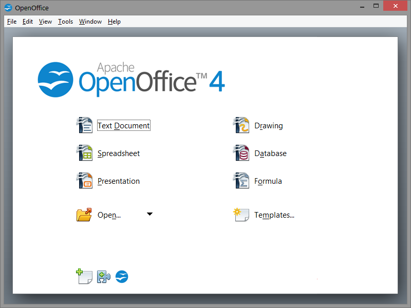 download open office writer for windows