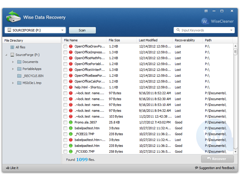 portable hard drive recovery software free download