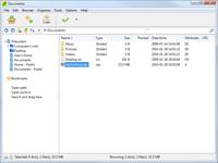 PeaZip Portable Screenshot